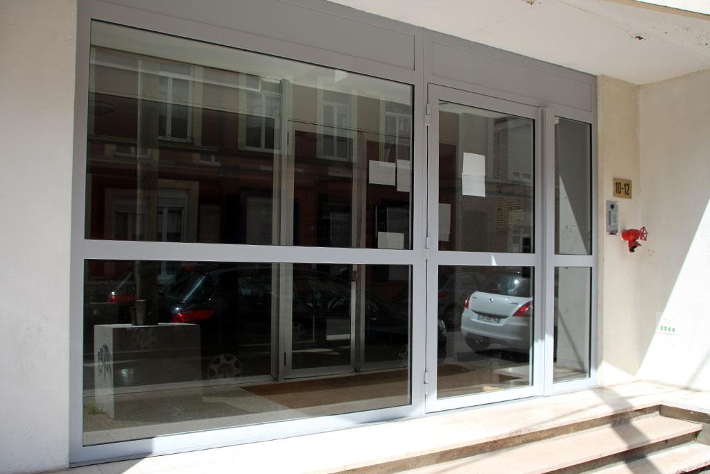 Sécurisation bâtiment Lyon